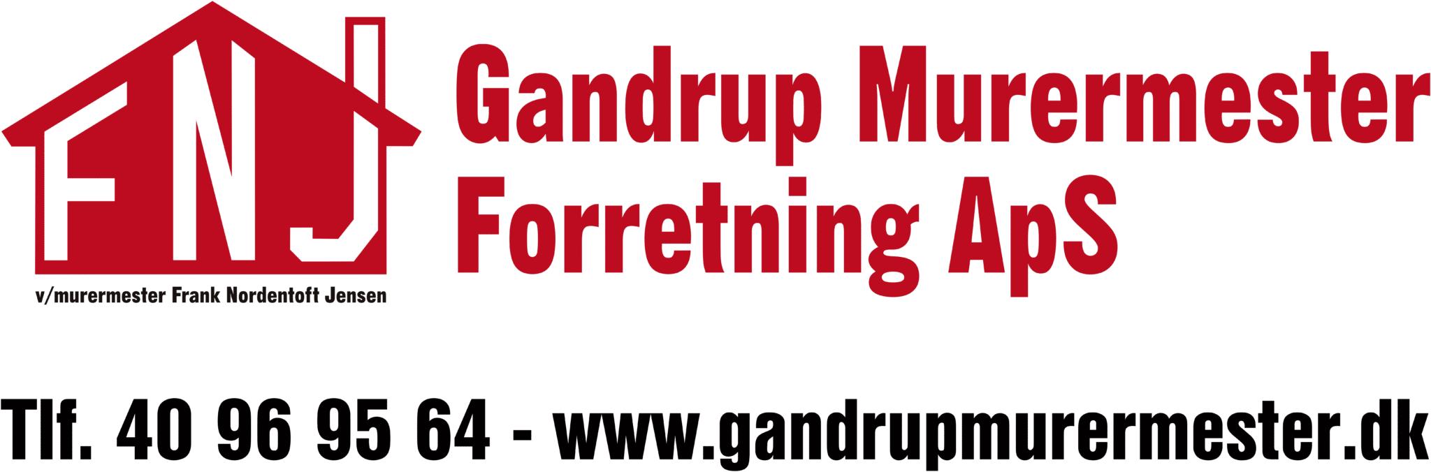 Gandrup Murermester Forretning ApS